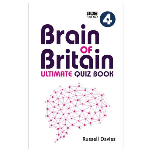 Image of BBC Radio 4 Brain of Britain Ultimate Quiz Book