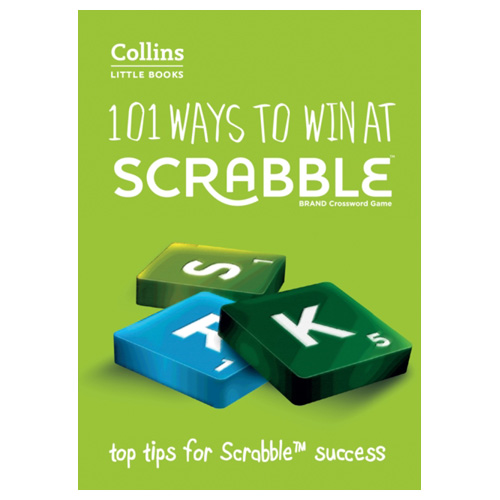 Image of 101 Ways to Win at Scrabble Top Tips for Scrabble Success
