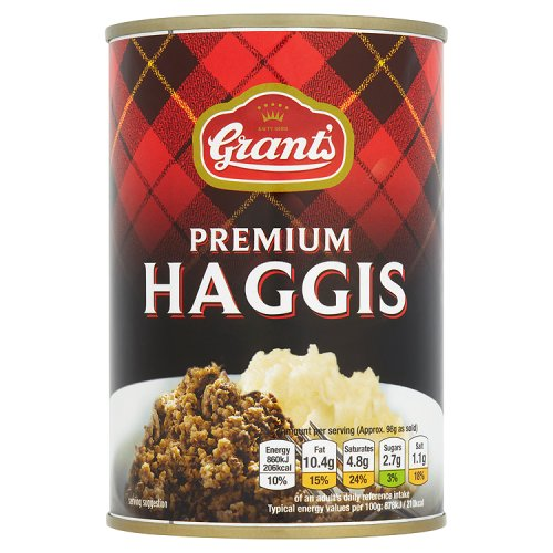 Grants Tinned Haggis