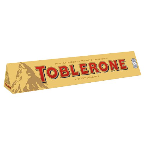 Toblerone Milk Christmas Sleeve