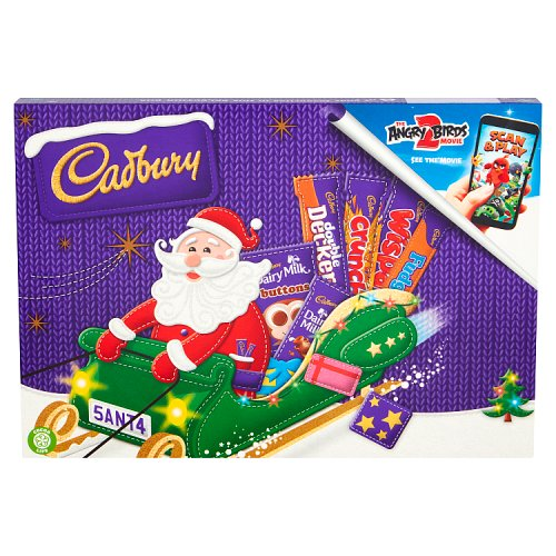 Cadbury Medium Santa Selection Box