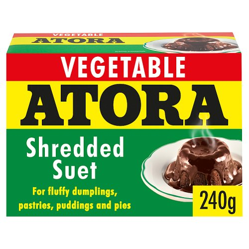 Atora Shredded Vegetable Suet