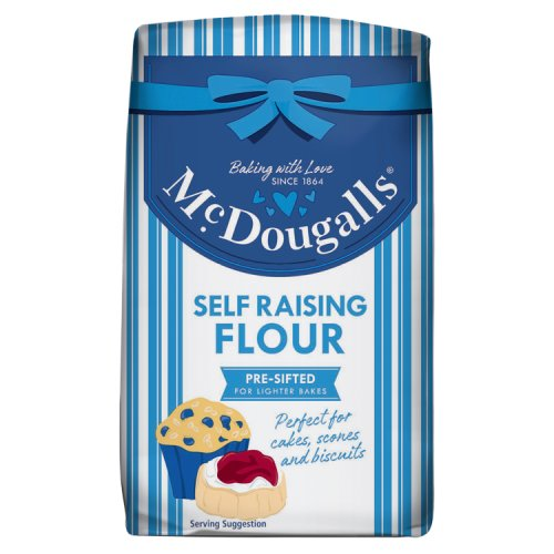 mcdougalls self raising flour flour and suet