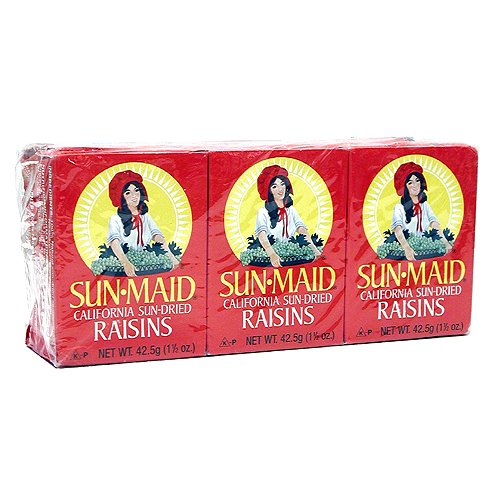 Raisin packs