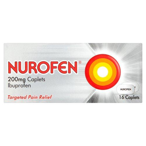 Nurofen Caplets 16 Pack