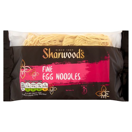 Sharwoods Fine Egg Thread  Noodles