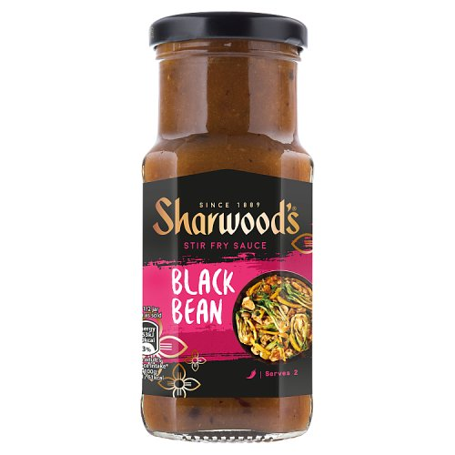 Sharwoods Black Bean Stir Fry Sauce