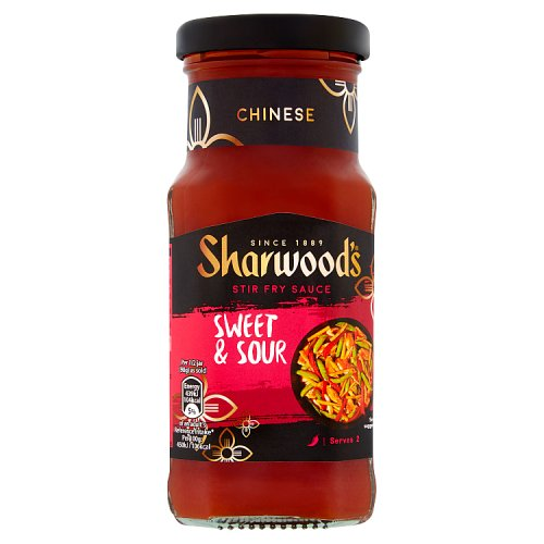 Sharwoods Sweet and Sour Stir Fry Sauce