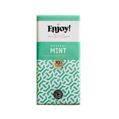 Enjoy Mint Chocolate Bar