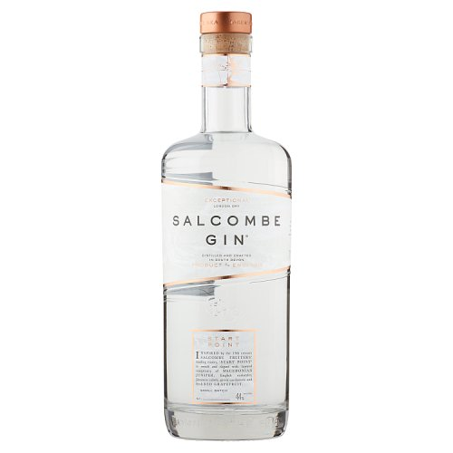 Alcoholic Drinks Salcombe Gin Start Point 70cl
