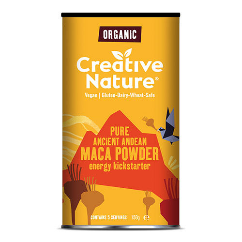 Creative Nature Organic Maca Powder