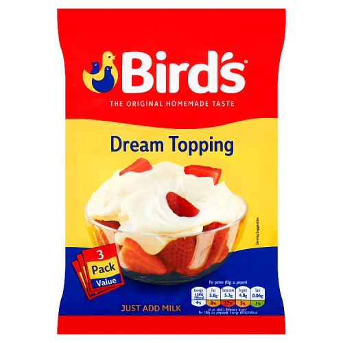 Birds Dream Topping Triple Pack