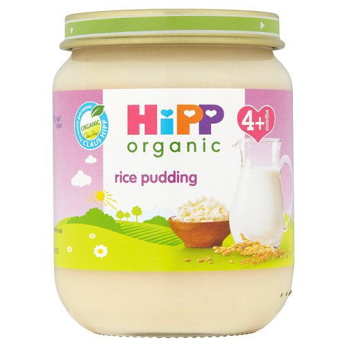 Hipp 4 Month Organic Rice Pudding