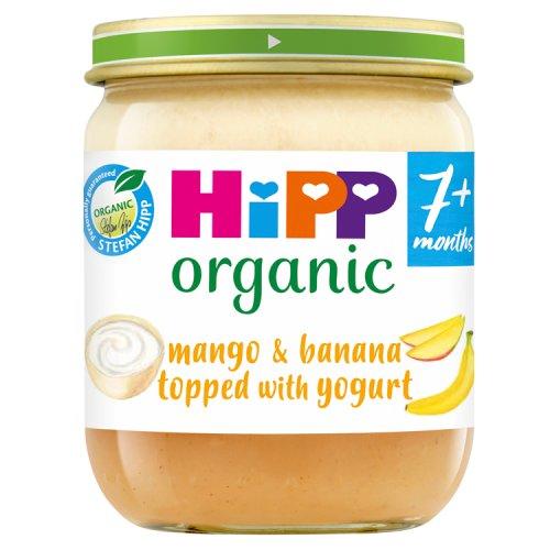 Hipp 7 Month Organic Fruit Duet Mango & Banana