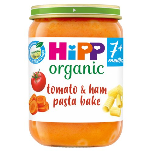 Hipp 7 Month Organic Pasta Italienne with Ham