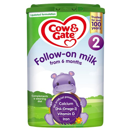 Boots Baby Food Cow And Gate