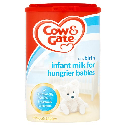 Cow Amp Gate Milk For Hungrier Babies