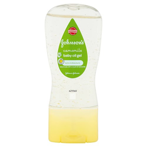 Johnsons Baby Camomile Oil Gel