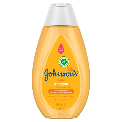 Johnsons baby shampoo for dogs