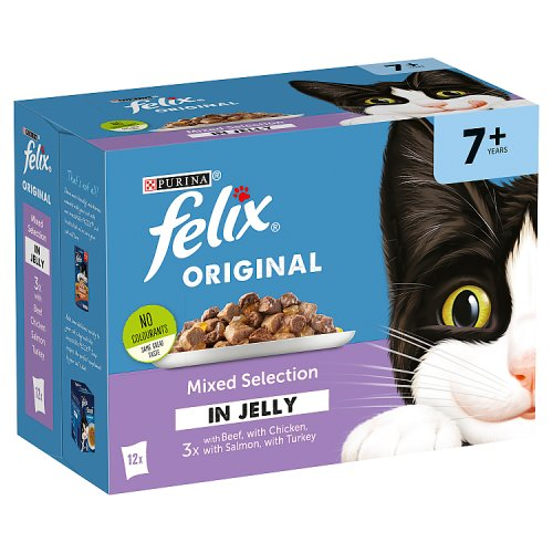 Felix Tinned Cat Food