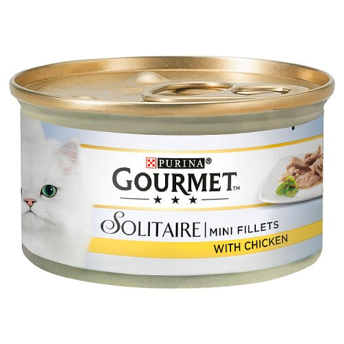 Gourmet Solitare Chicken in White Sauce