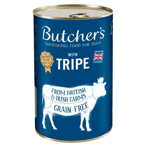 Butchers Tripe Mix Large Dog Food Canned