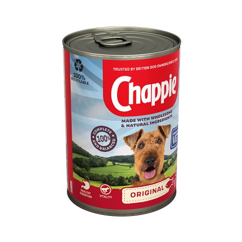 Chappie Dog Food Reviews