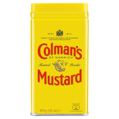 Colmans Mustard Powder Large