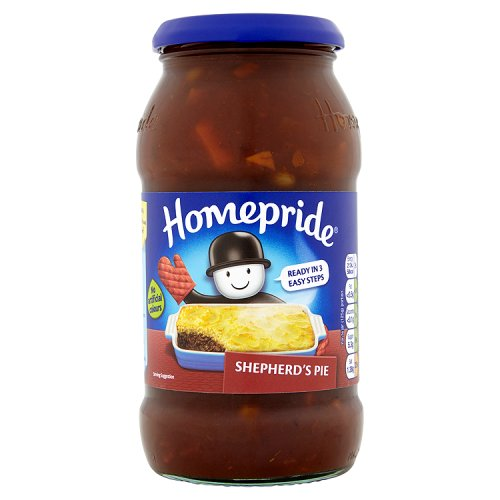 Homepride Shepherds Pie Sauce Jar