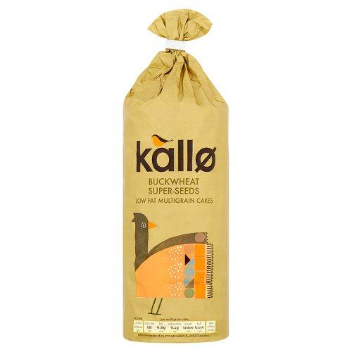 Kallo Buckwheat Rice Cakes