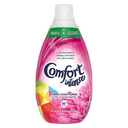 Image of Comfort Intense Passion Fabric Conditioner 38 Wash