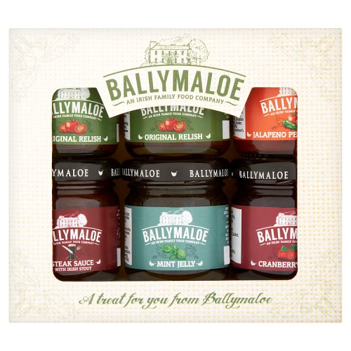 Image of Ballymaloe Mini Jar Gift Box 6 Pack
