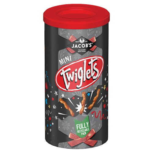 Cakes, Snacks & Sweets Jacobs Twiglets Antler Caddy