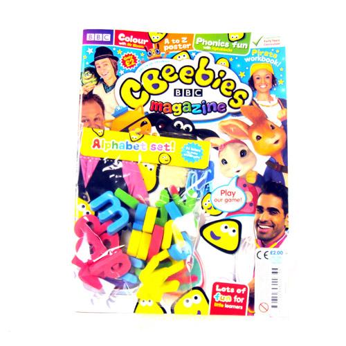 Cbeebies Weekly