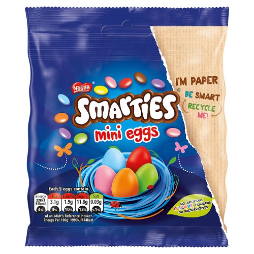Image result for smarties mini-eggs