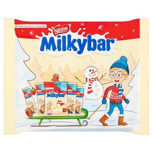 Nestle Small Milkybar White Selection Pack