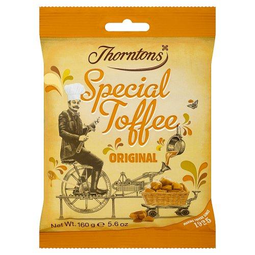 Thorntons Original Toffee Bag