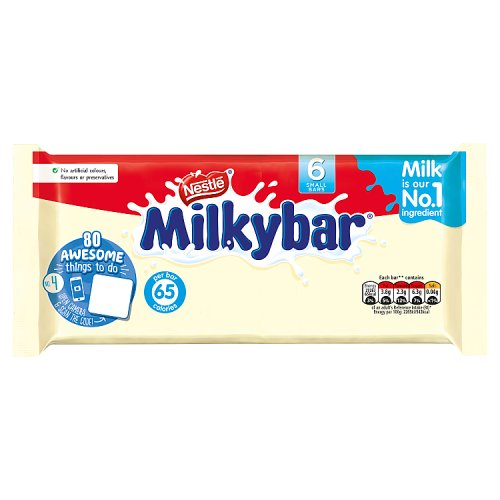 Nestle Milkybar 6 Pack
