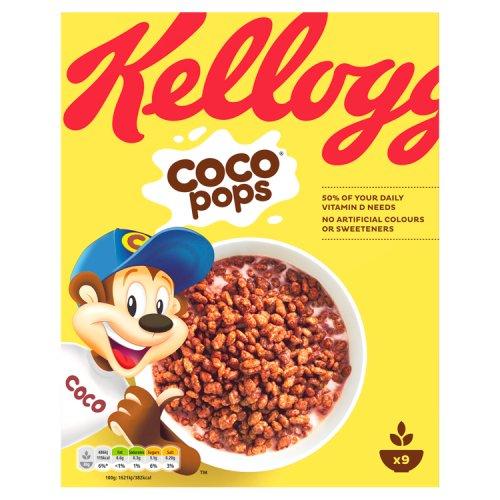 Coco Pops Cakes Uk