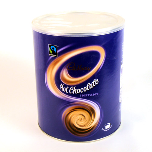 Fairtade White Hot Chocolate