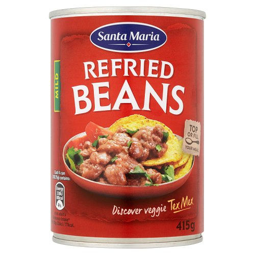 Santa Maria Refried Beans Large