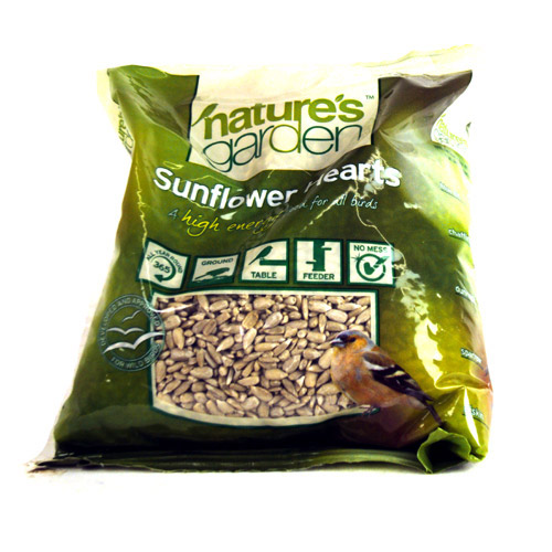 Natures Garden Sunflower Hearts