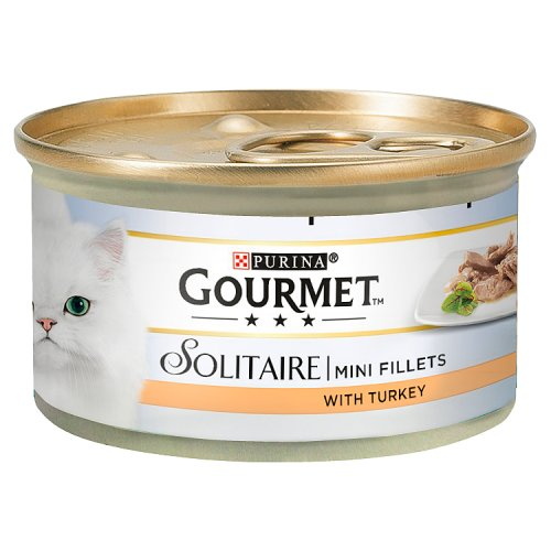 Gourmet Solitaire Turkey in Sauce