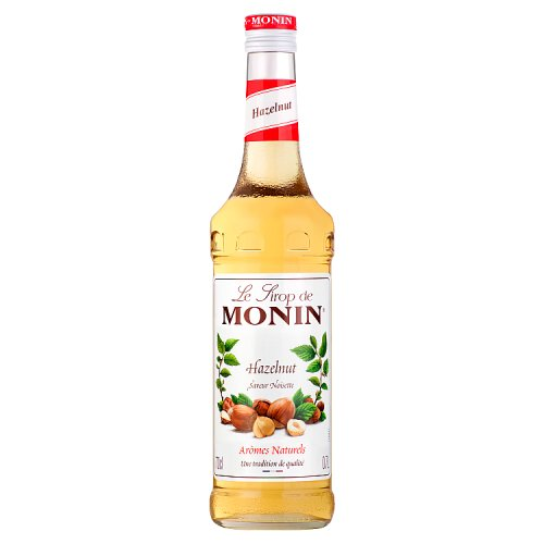 Monin Hazelnut Coffee Syrup