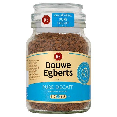 Douwe Egberts Pure Decaffeinated Coffee
