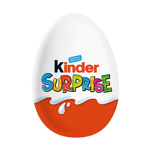 Kinder Surprise Chocolate Egg Chocolate Single Bar