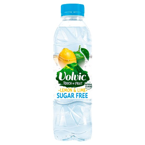 Volvic Touch Of Fruit Lemon & Lime No Added Sugar