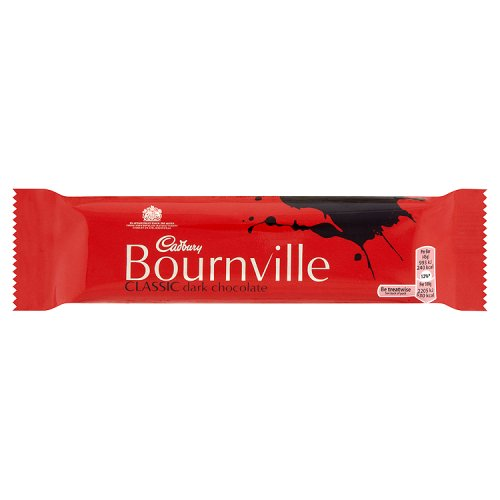 Cadbury Bournville Classic Dark Chocolate