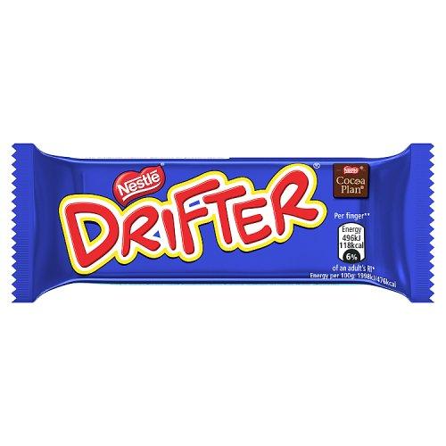 Nestle Drifter Chocolate Single Bar