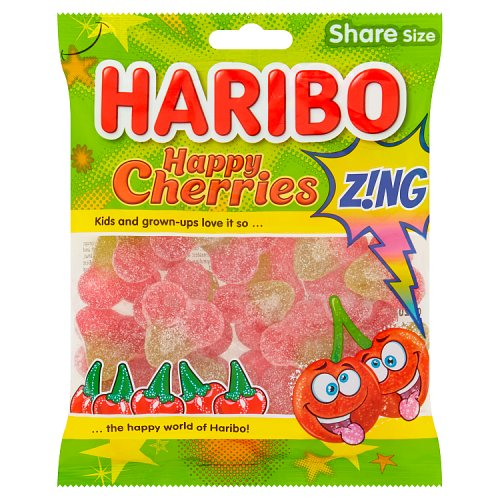 Haribo Zingy Cherries
